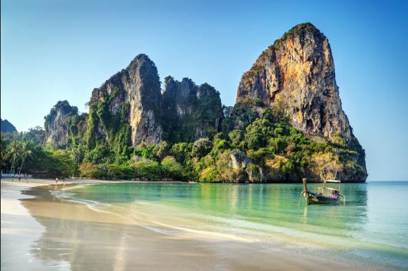 la mejor playa de Tailandia