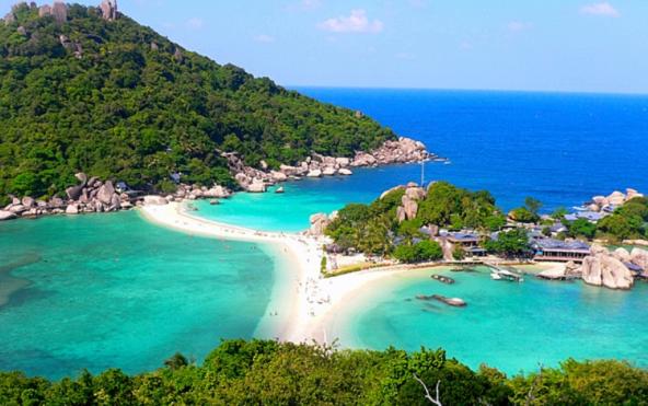 las islas más famosas de Tailandia