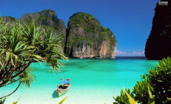 las islas mas famosas de Tailandia