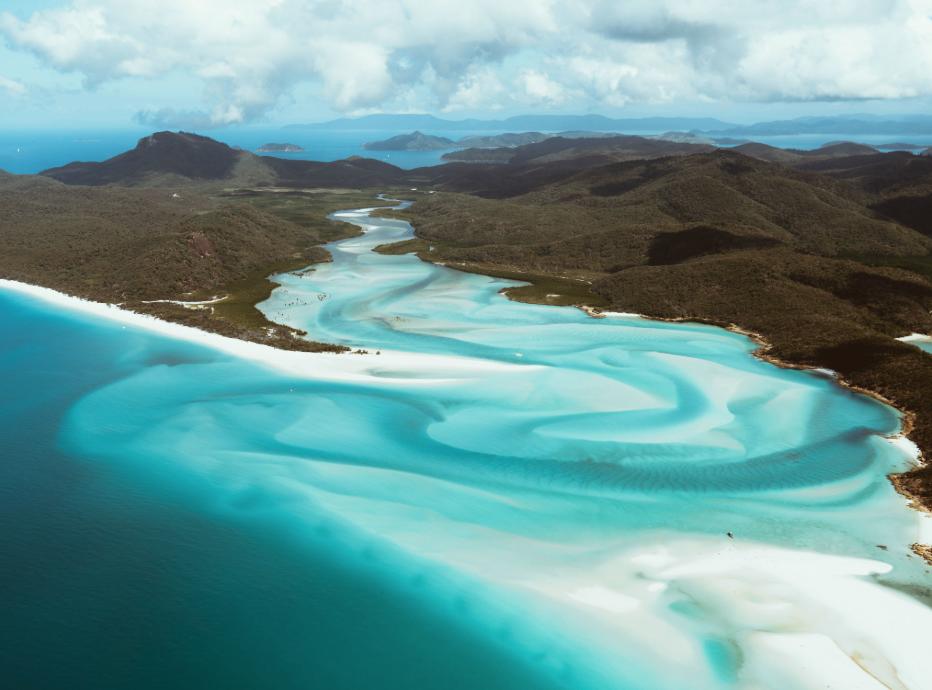 la mejor playa de australia