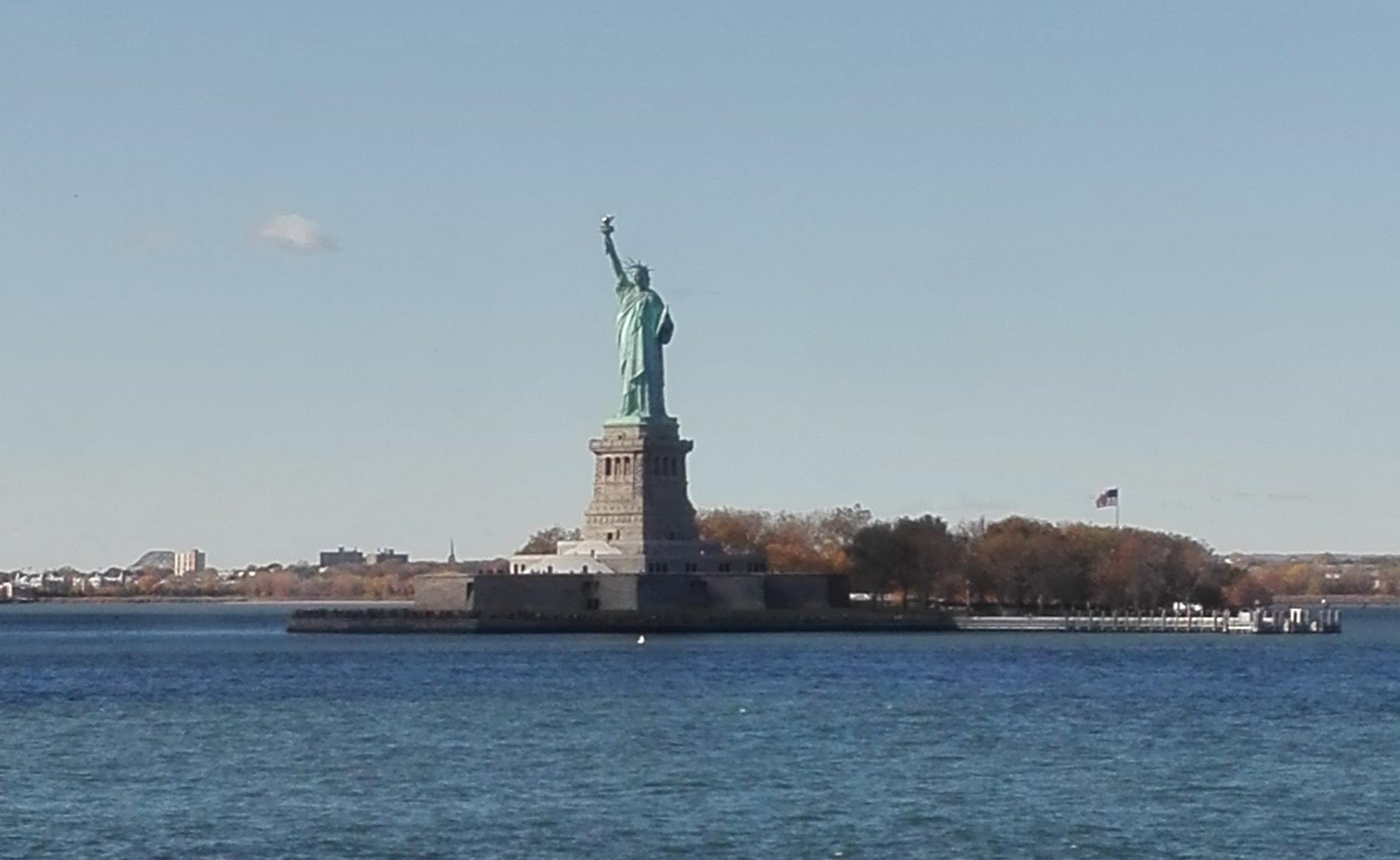Estatua de la libertad, Nueva York, NYC, viajar, Manhattan,