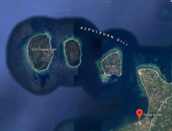Las islas secretas de Indonesia