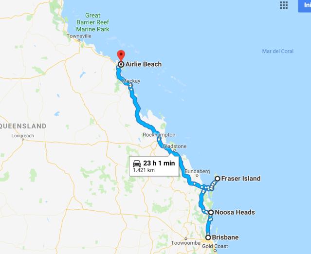 que ver en Australia en dos semanas