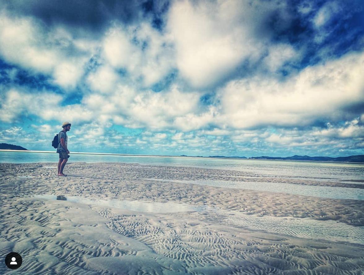 la mejor playa de Australia.